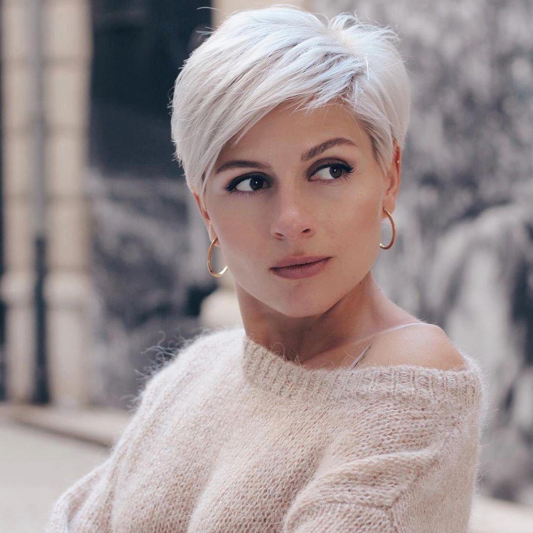 10 idées tendance de coupe de lutin pour les femmes - Coupes de cheveux de lutin courtes 2020 ...