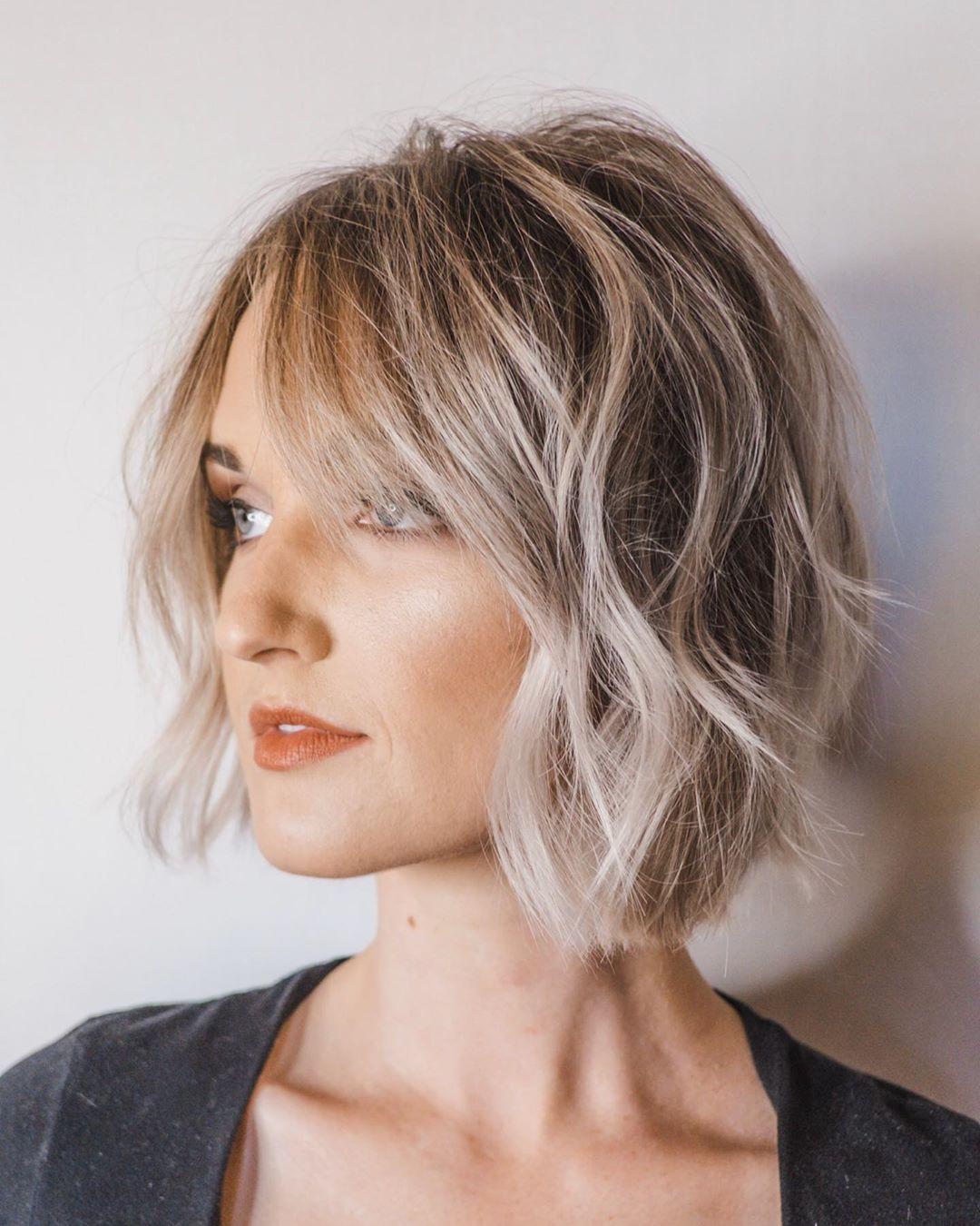 10 coupes de cheveux tendance à la mode pour les femmes - coiffure courte 2020 - Coiffure.io ...