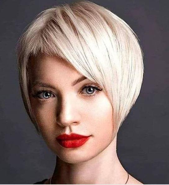 Idées de coiffure courte de bureau pour les femmes - Tendances de coupe de cheveux courte de bureau