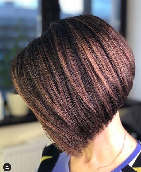 Jolies coupes de cheveux courtes pour cheveux épais - Idées de coiffures courtes pour femmes