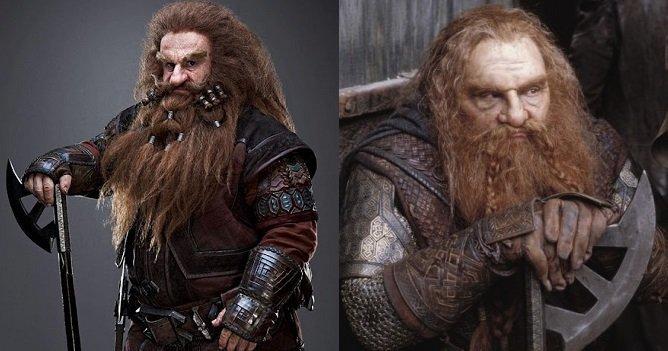 Style de barbe complète tressée pour hommes