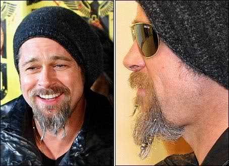 Style de barbe tressée