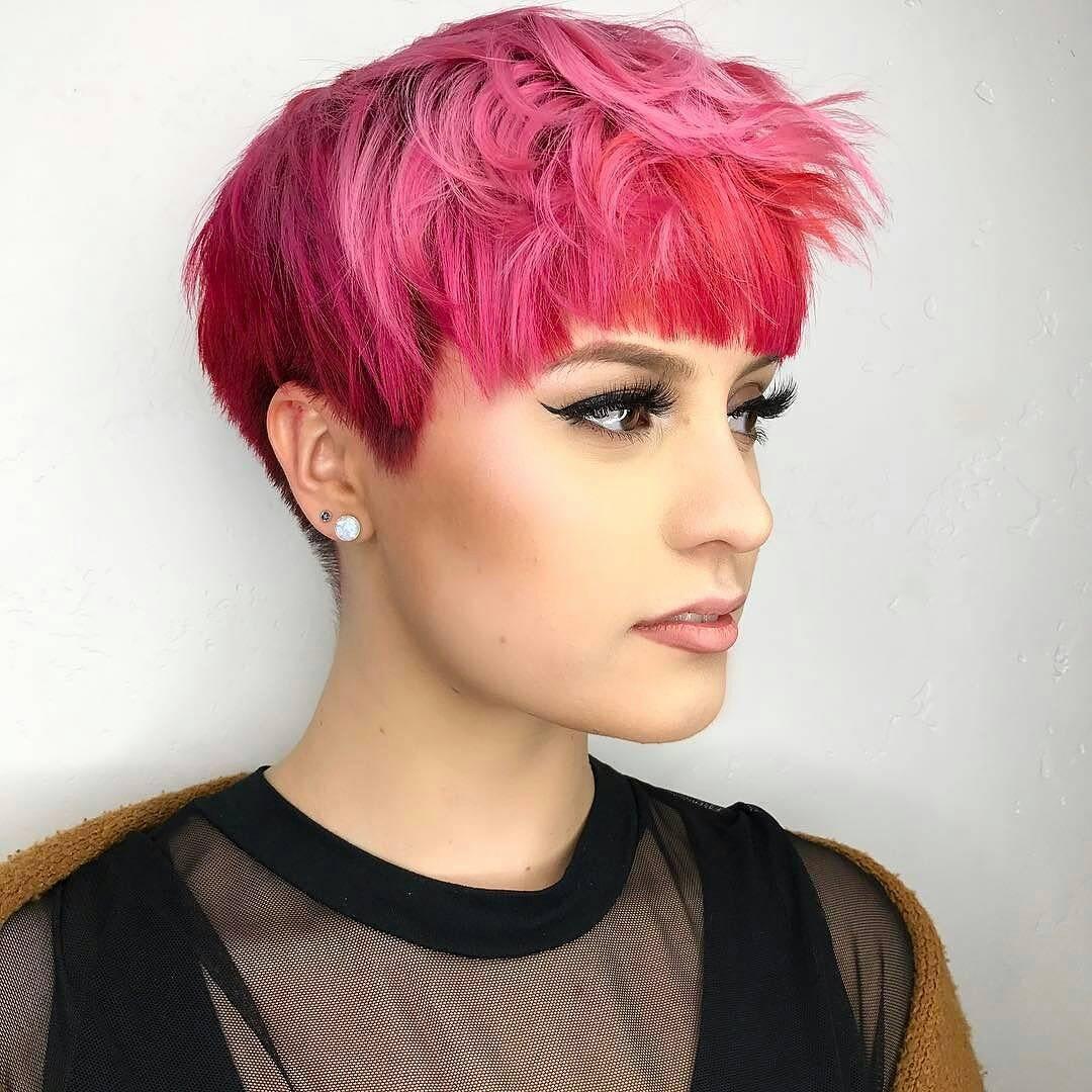 Coupes de cheveux élégantes Pixie - Idées de coiffures courtes pour les femmes