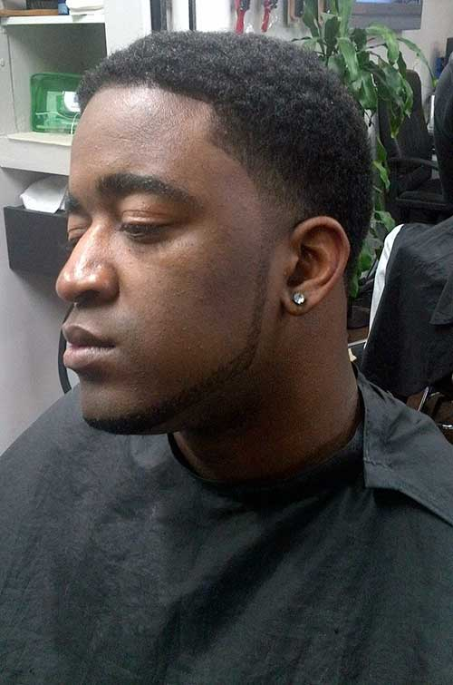 Taper-Fade-Haircut-Styles-for-Black-Men