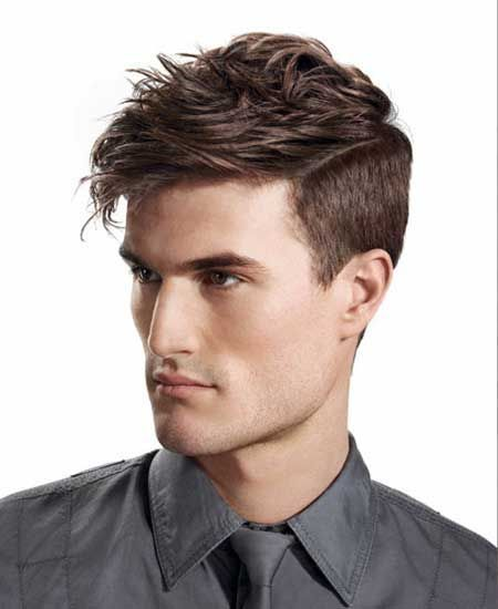 Mexicain avec une coupe de cheveux en contre-dépouille, tu es belle
