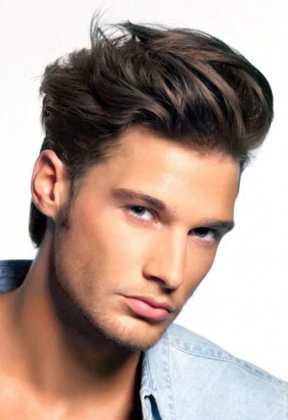 Coupe de cheveux pour hommes pour la coiffure mexicaine
