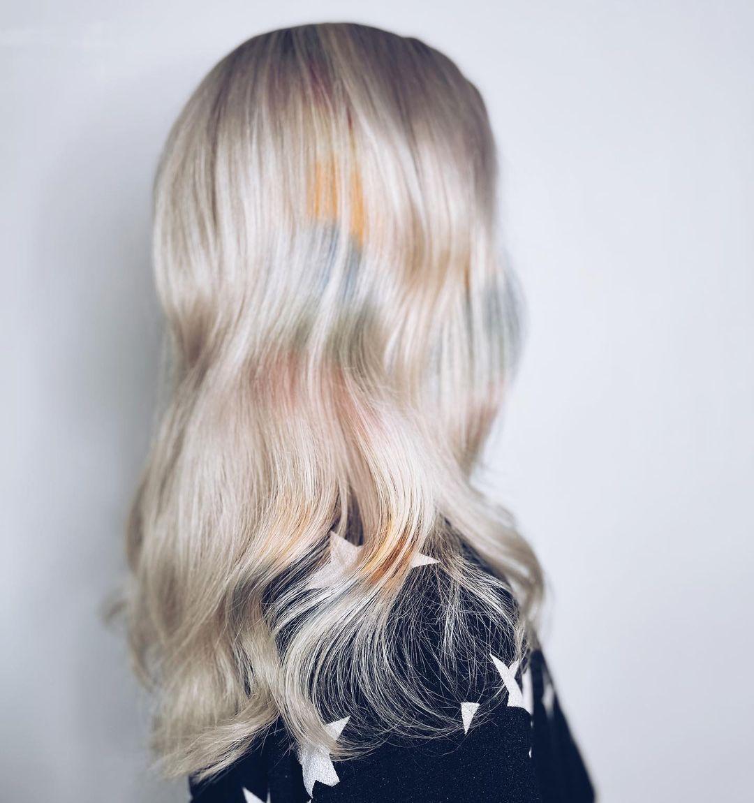 Idées de couleur de coiffure longue élégante - Coiffures pour cheveux longs