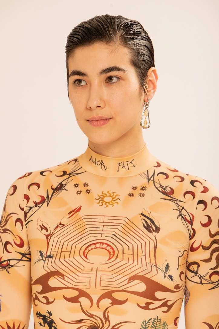 Maquillage à la mode automne-hiver 2021-2022 : principales tendances photo n°20