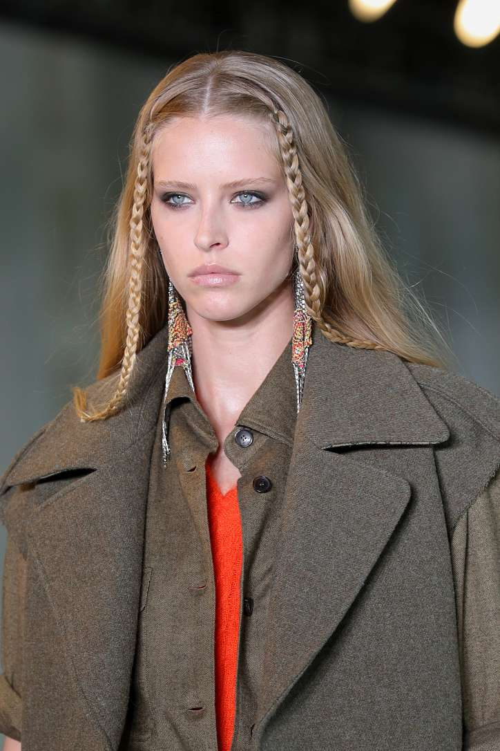 Maquillage mode automne-hiver 2021-2022 : principales tendances photo n°26