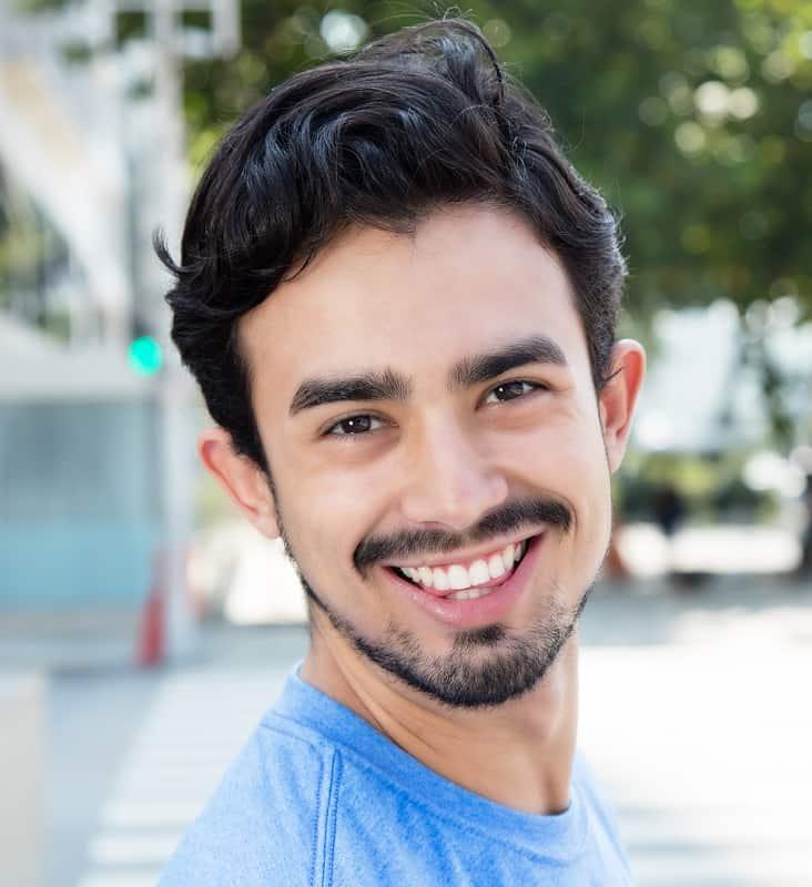 coupe de cheveux mexicaine pour hommes